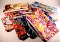 Floral Make-up Bags