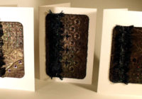Lace & Beads Greeting Cards
