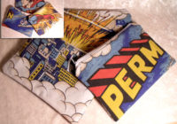 Superman Make-up Bags