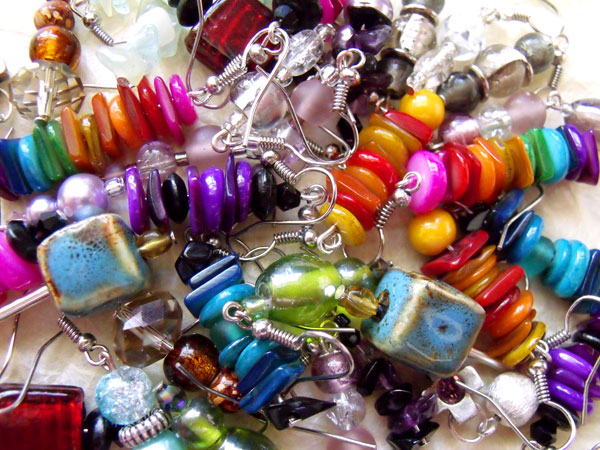 New Earrings :: Handmade Shop